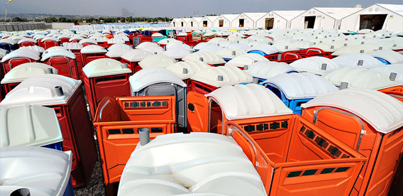 Champion Portable Toilets in Denison, TX